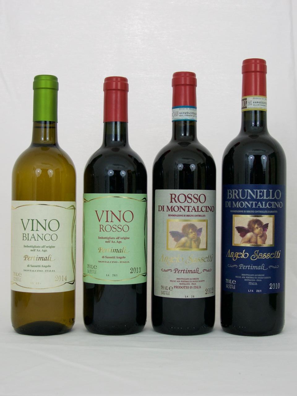 Brunello di Montalcino DOCG 2010 (15%Vol) <br /> Angelo Sassetti