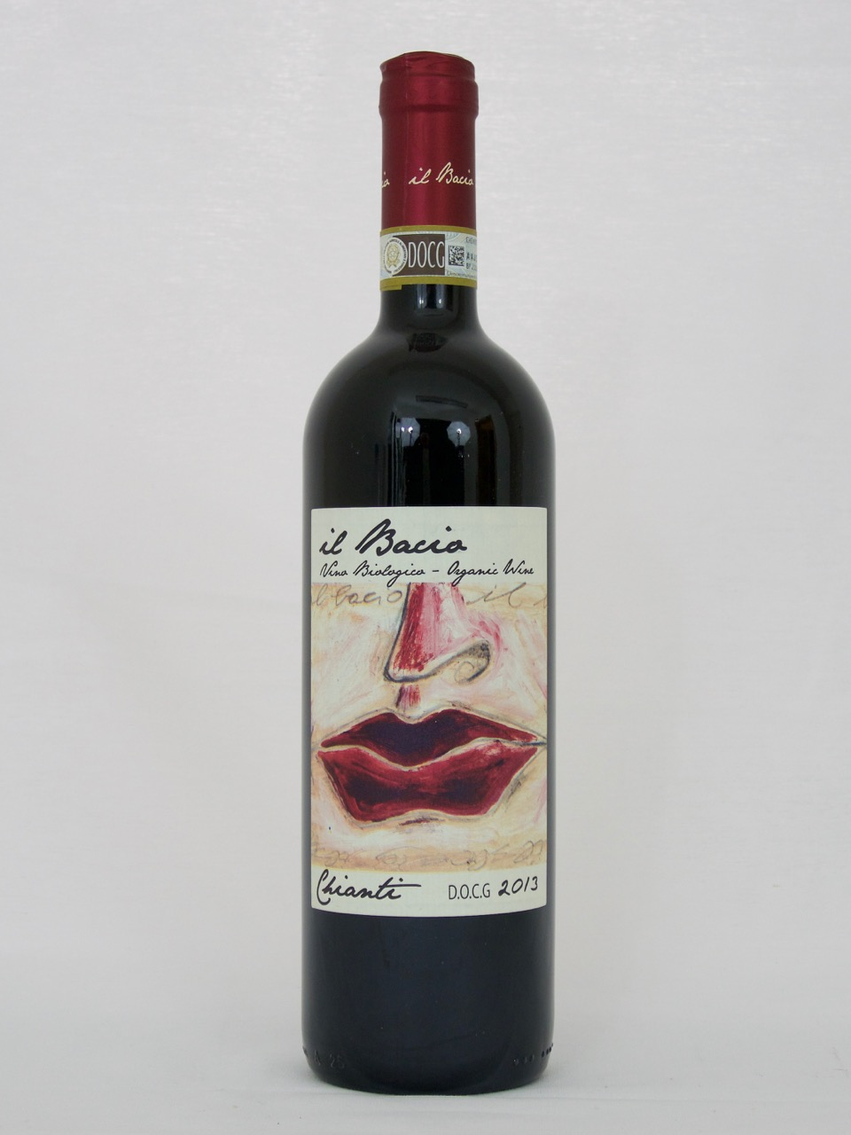 Chianti 2013 DOCG (13,5%Vol) <br /> Il Bacio