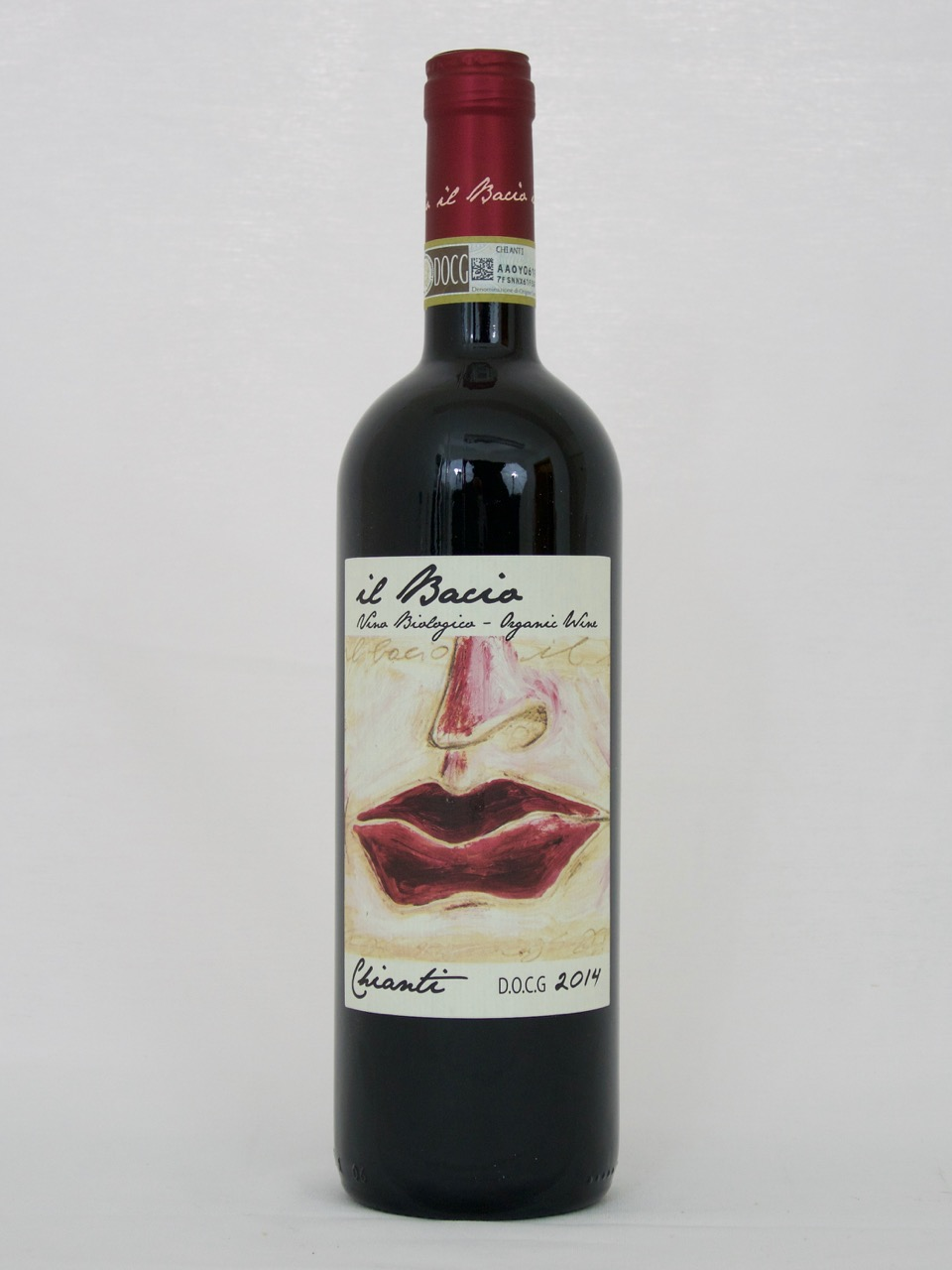 Chianti 2014 DOCG (13,5%Vol) <br /> Il Bacio