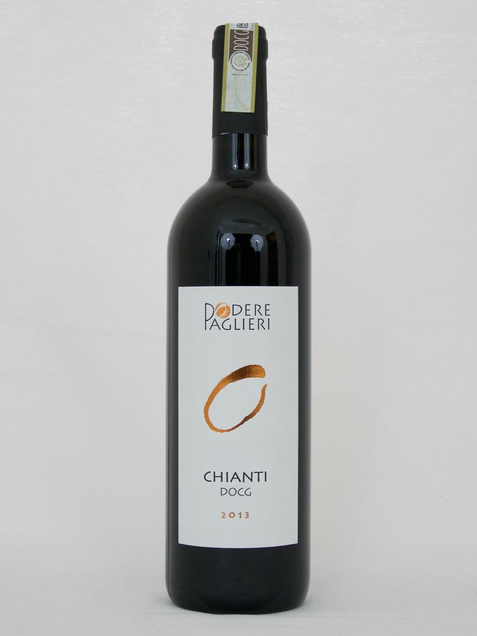 Chianti DOCG 2013 (13,5%Vol) <br /> Podere Paglieri